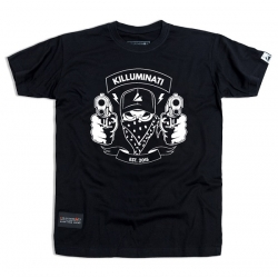 Koszulka, T-shirt Killuminati Guns
